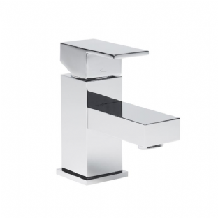 Tavistock - Index Mini Basin Mixer with Click Waste (TND61)